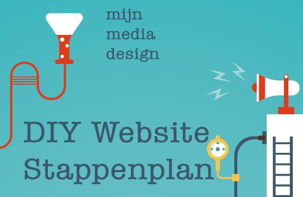 DIY website stappenplan