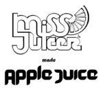 Miss juicer made apple juice