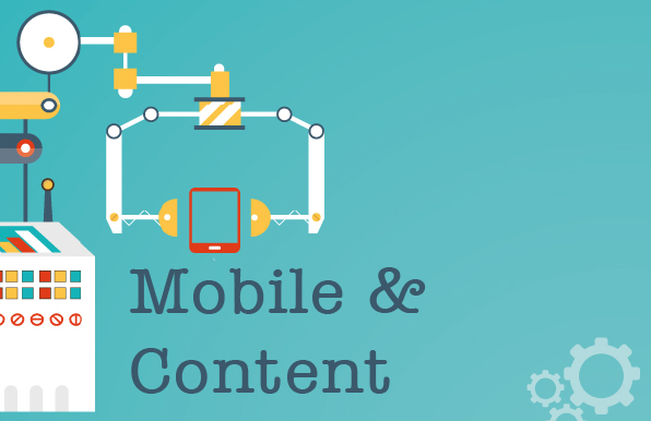 Mobile MArketing en content